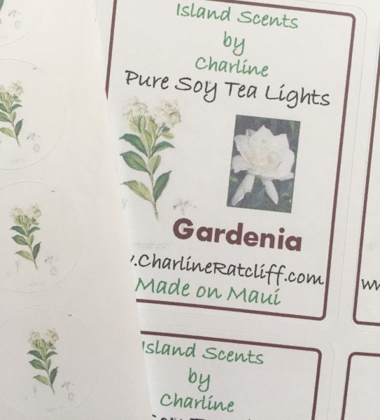 Island Scents by Charline